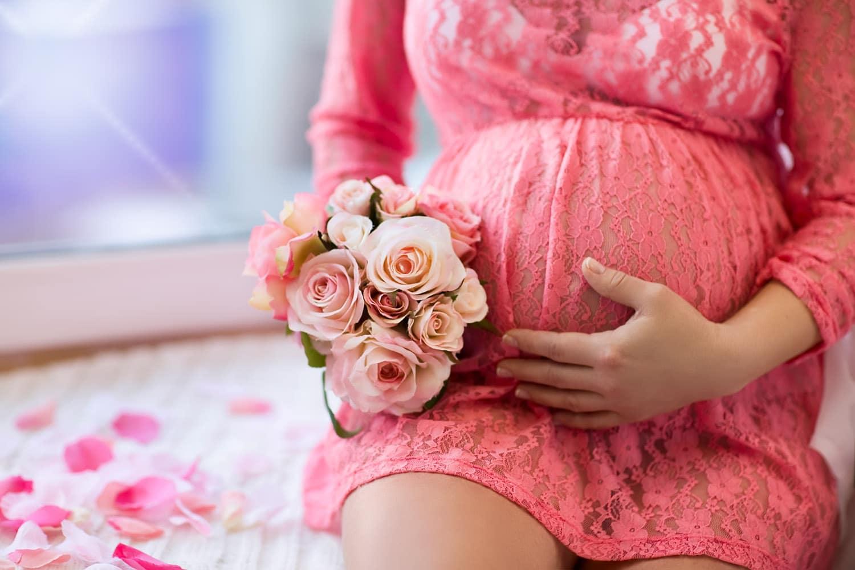 Красивое фото беременных на аву 50