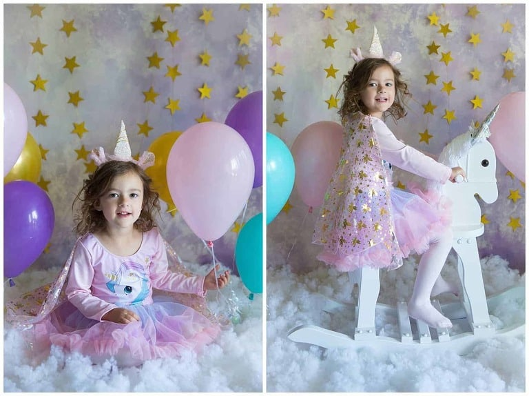 Beautiful Birthday Girl Session