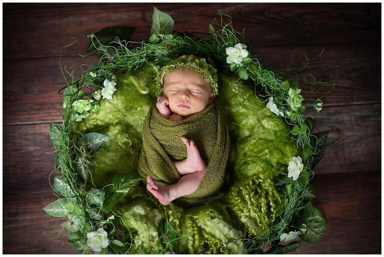 Newborn Photography in Washington DC