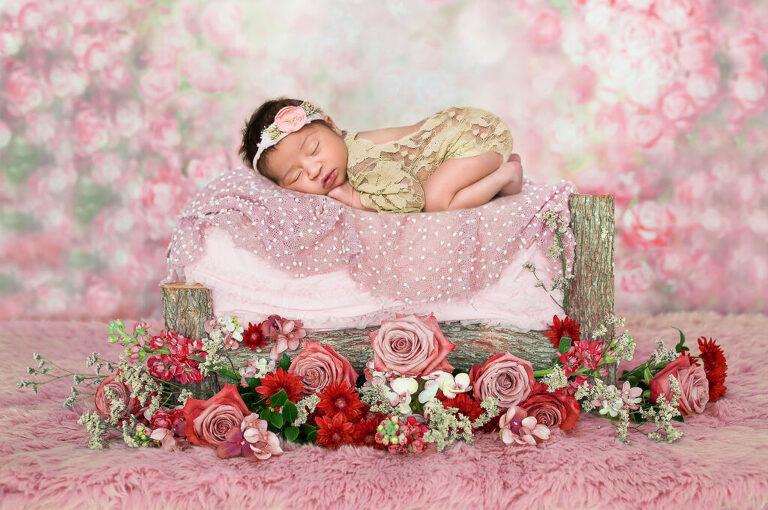 Newborn Photographer Virginia