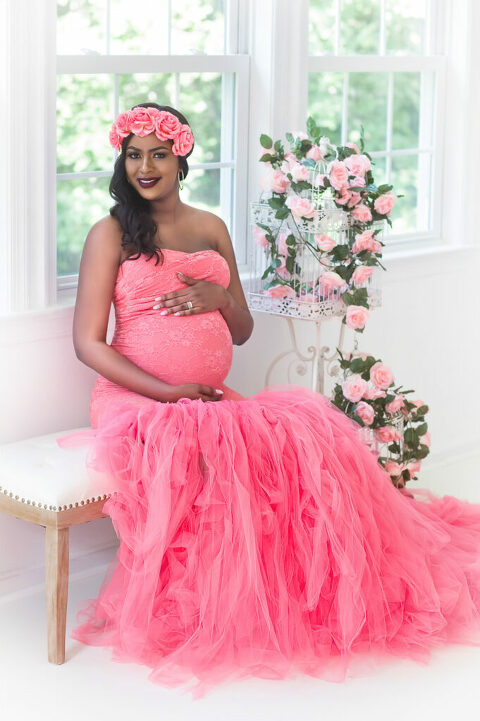 First Time Momma Chule|Maternity Photography |Washington DC